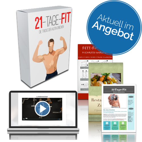 21 Tage Fit Product