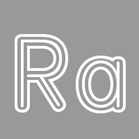 Ra-Edigna Bold Inline