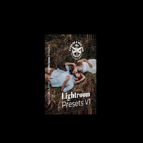 Candida & Max Jan Lightroom Presets