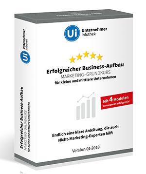 Marketing-Grundkurs Unternehmer Infothek