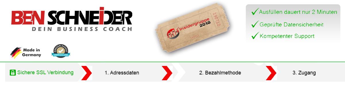 Insidergruppe 2018 Header
