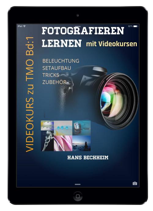 fotografieren lernen, Videokurs, Makrofotografie