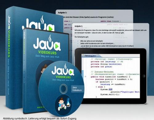 Java Produktbild