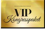 VIP Kongresspaket 2018
