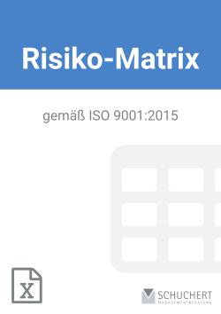 Cover Risikomatrix