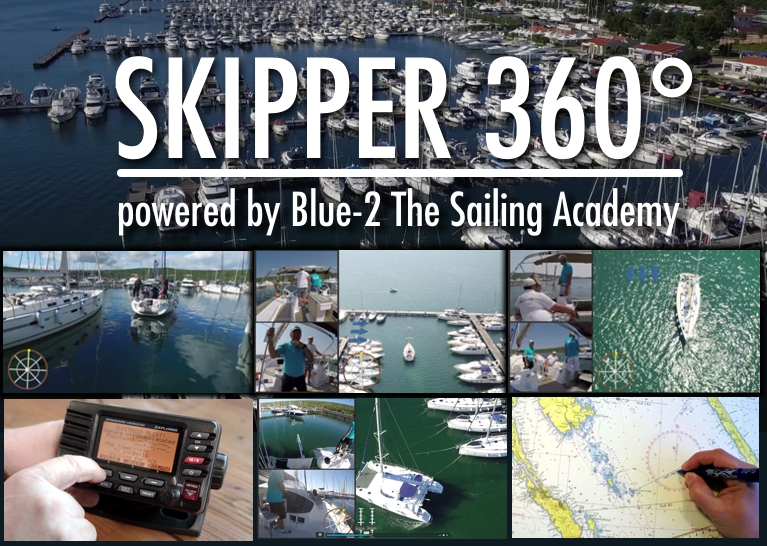 Skipper 360 Das Video Portal für Skipper