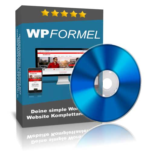 WordPress Kurs WP Formel 2.0