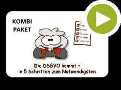 DSGVO Webinar Kombipaket
