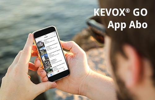 KEVOX GO App
