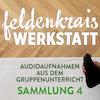 Feldenkrais Werkstatt Sammlung 4 Cover