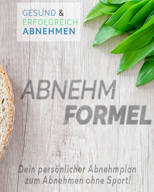 Abnehm Formel Cover