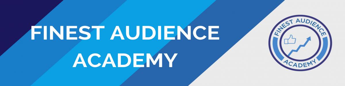 Logo der Finest Audience Academy