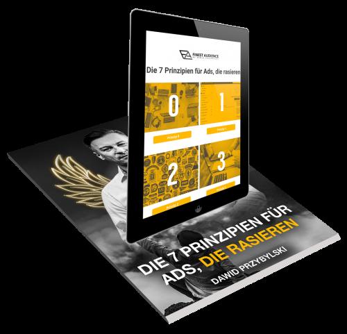 7 Prinzipien für Ads, die rasieren Partnerprogramm