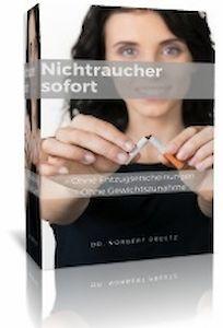 Nichtraucher sofort