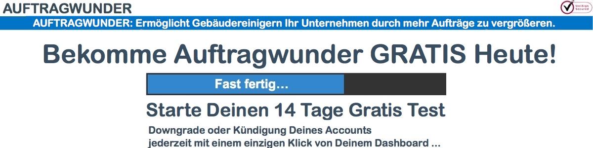 Auftragwunder 14Tage-Gratis-Header-Bestellformular