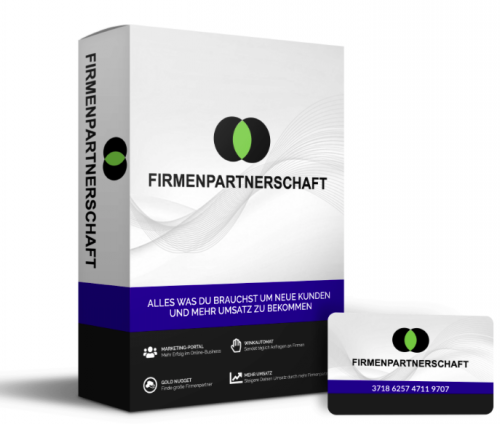 Firmenpartnerschaft - Das Marketing-Portal