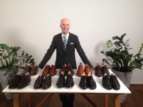 Stilerei Schuhpflegeseminar