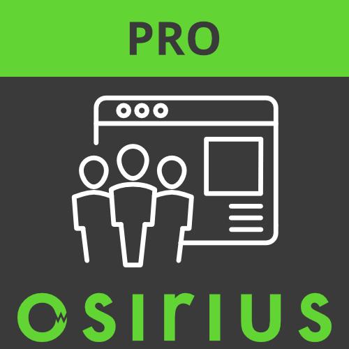 osirius WordPress Blog Management Pro