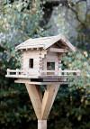 Deine Vogelhaus Bauanleitung