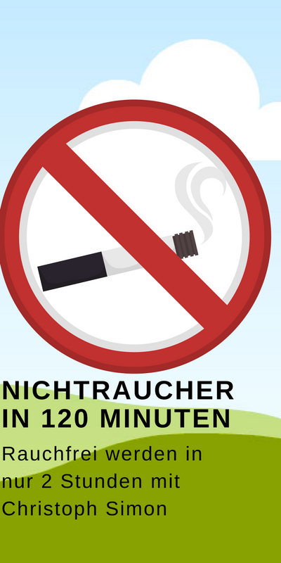 Nichtraucher in 120 Minuten