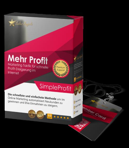 Simple Profit - Die Amazon Kindle Strategie Partnerprogramm