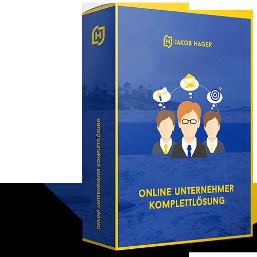 Online Unternehmer Komplettlösung