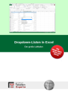 Dropdown-Listen mit Excel