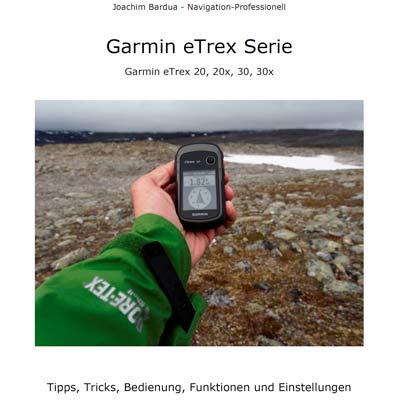 Garmin GPS Anleitungen - eTrex