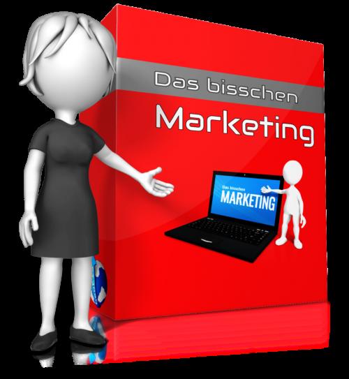 Das bisschen Marketing, E-Book PDF