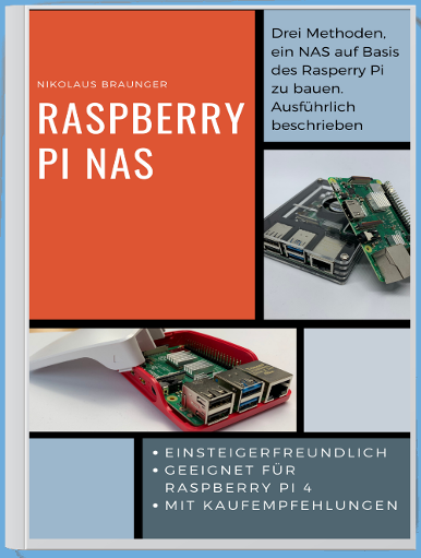 Raspberry Pi NAS E-Book