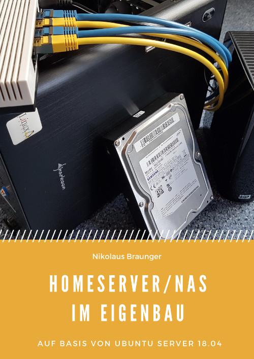 Homeserver-NAS im Eigenbau Ebook