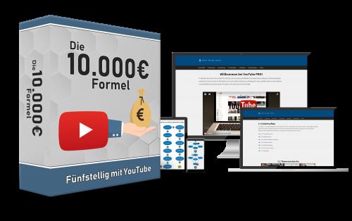 Die 10.000€ Formel Logo