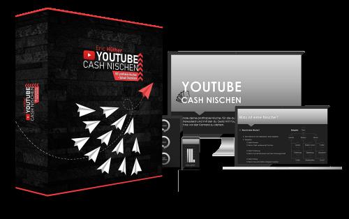 YouTube Cash Nischen Logo