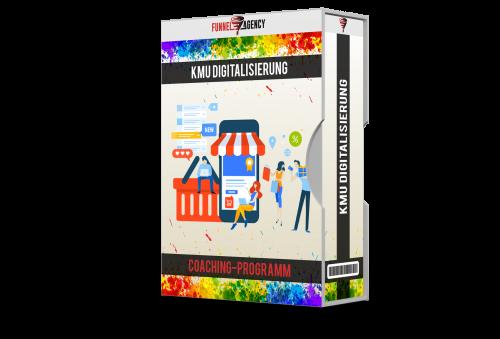 KMU Digitalisierungspaket für Kleinuntermehmen und Mittelstand Coaching