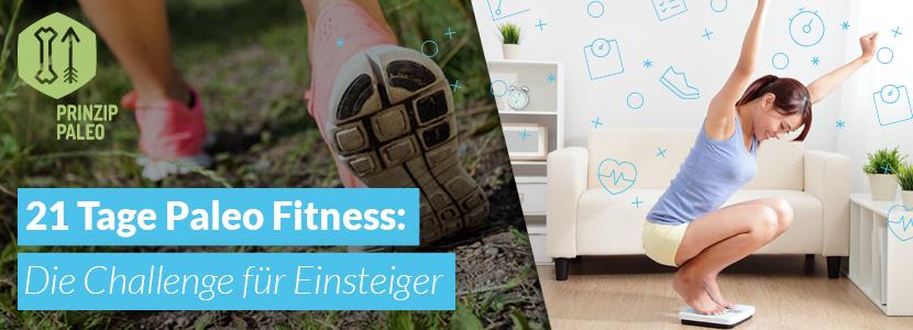 paleo fitness einsteiger challenge