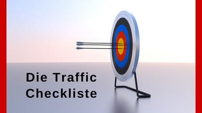 Traffic Checkliste