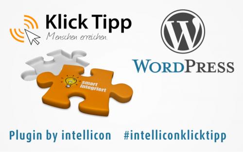 intellicon Klick-Tipp Plugin für Wordpre