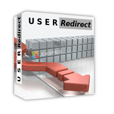 User Redirect 3D Box
