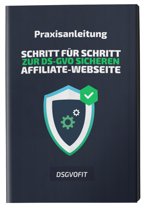 DS-GVO Praxisanleitung