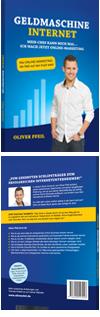 Geldmaschine Internet - das Buch von Oliver Pfeil Partnerprogramm