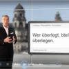 Video Coaching Intellektus - Sachlichkei