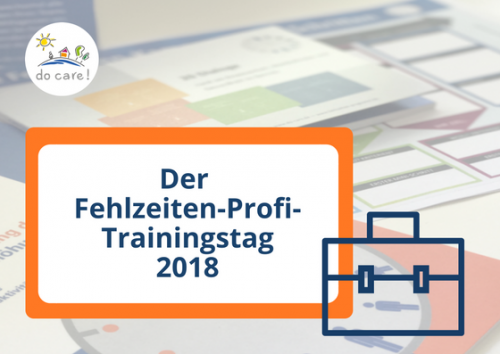 Fehlzeiten-Profi-Trainingstag 2018