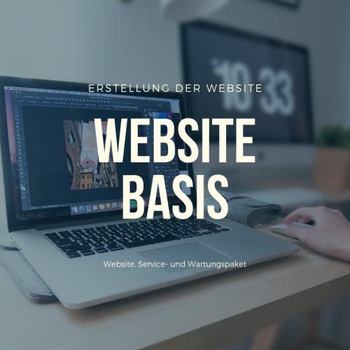 Website Paket Basis
