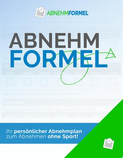 Abnehmformel