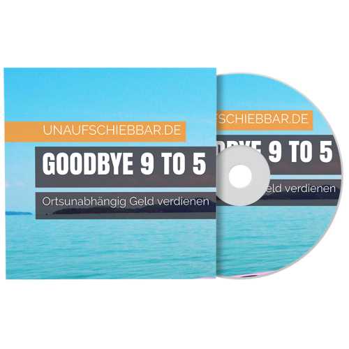 Goodybye 9 to 5 - oGv [Hörbuch]