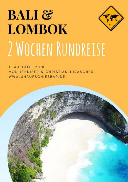 Bali Lombok Reiseführer für 2 Wochen