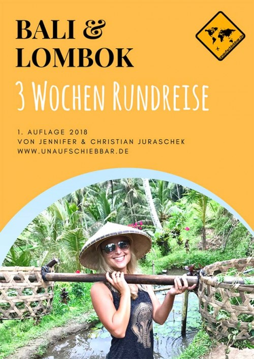 Bali Lombok Reiseführer für 3 Wochen