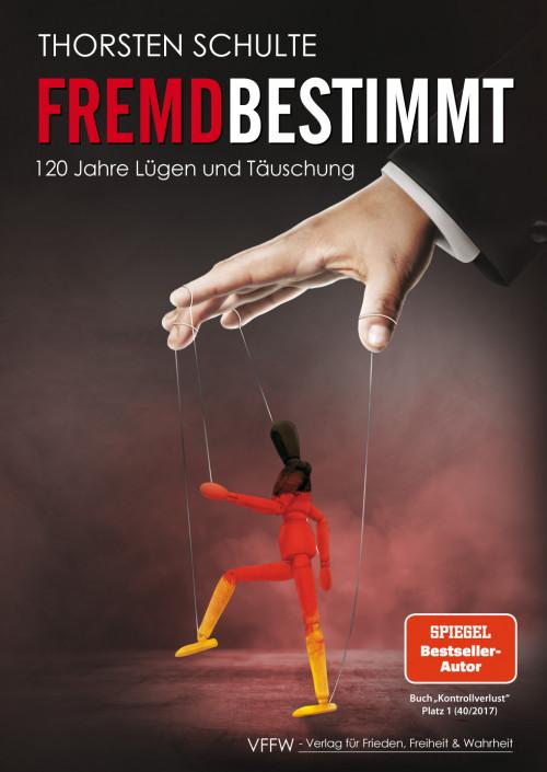 Buch Fremdbestimmt Partnerprogramm