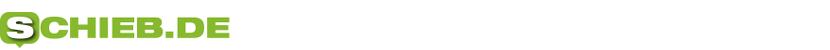 schieb.de logo header white