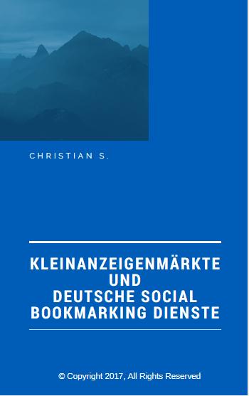 Kleinanzeigemärkte / Bookmarking